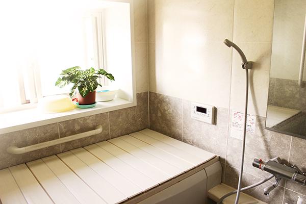 浴室ミラーのイメージ